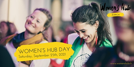 WOMEN'S HUB DAY ZURICH September 25th 2021 tickets
