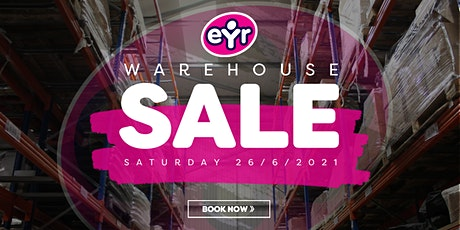 Early Years Resources WH Sale SESSION 2 9:45-10:30am tickets