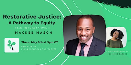 Restorative Justice: A Pathway to Equity tickets