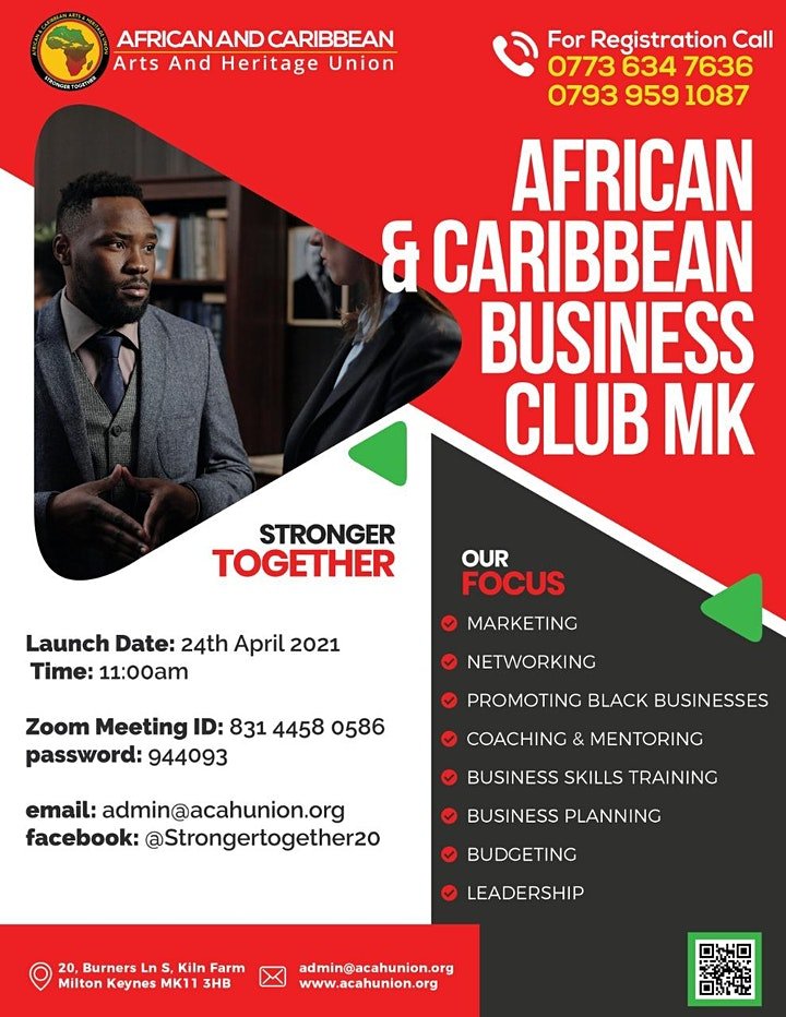 African & Caribbean Business Club image