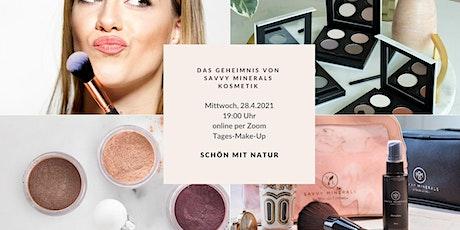Das Geheimnis von SAVVY Kosmetik Tickets