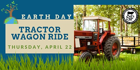 Earth Day Tractor Wagon Rides tickets