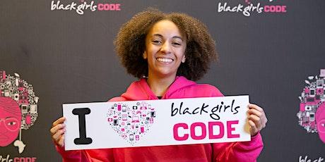 2021 Black Girls CODE Virtual Summer Camp: Game Design 1PM-3PM EDT tickets
