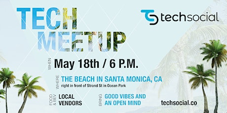 Santa Monica Beach Tech Meetup tickets