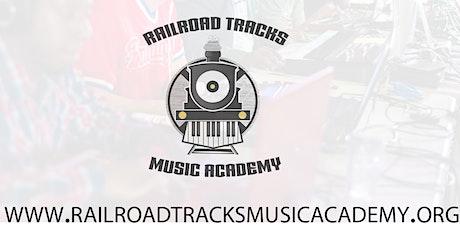 Railroad Tracks Music Academy Presents #TheBeatCypher biglietti