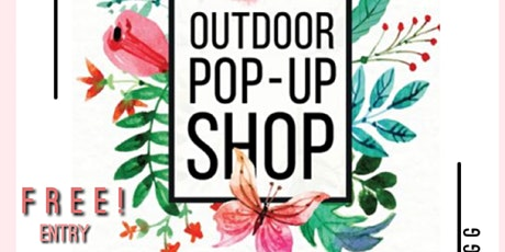 Community street market presents FREE Outdoor Pop Up Shop tickets