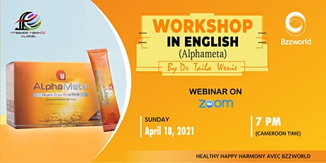 ALPHAMETA WORKSHOP IN ENGLISH BY DR TAILA billets