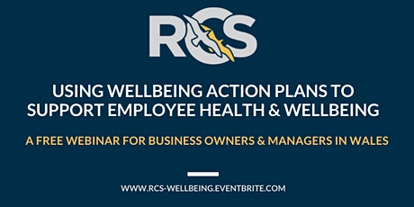 Using Wellbeing Action Plans to Support Employee Health and Wellbeing tickets