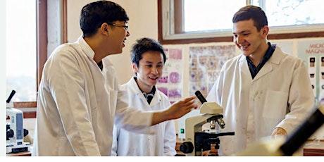 Webinar: Study Medical Foundation Course with Cambridge Tutors College. tickets