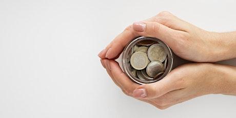 La gestione del denaro e del bilancio familiare biglietti