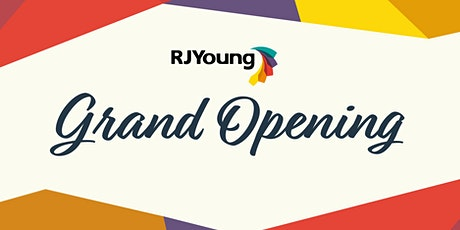 RJ Young Birmingham Grand Opening tickets