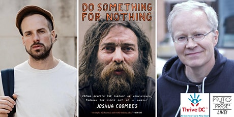 P&P Live! Joshua Coombes   DO SOMETHING FOR NOTHING with Mark Andersen tickets