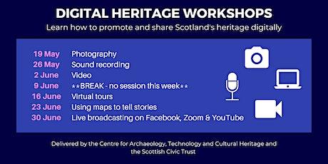 Digital Heritage Workshops tickets