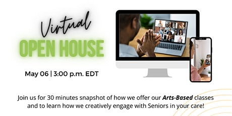 Virtual Open House | The Bitove Method tickets