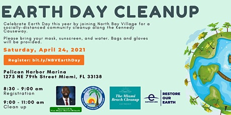 Earth Day Celebration -  Clean Up tickets
