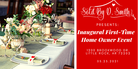 Sold by_DSmith Presents: Inaugural First-Time Homeowner Brunch tickets