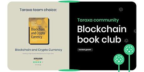 Taraxa Blockchain Club: Intro Session. tickets