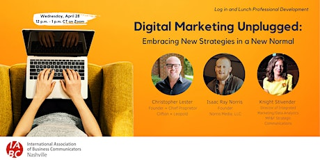 Digital Marketing Unplugged: Embracing New Strategies in a New Normal tickets