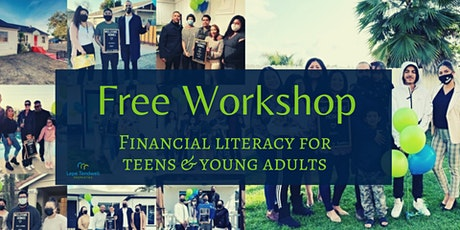 Financial Literacy for Young Adults-Invite Your Kids! tickets