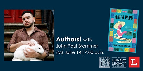 Authors! with John Paul Brammer tickets
