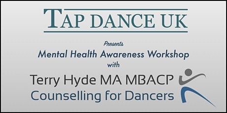 TDUK Presents: Counselling for Dancers with Terry Hyde tickets