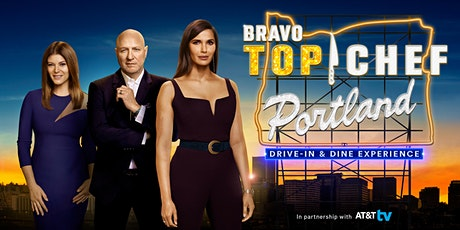 Bravo's Top Chef Drive-In & Dine Experience tickets