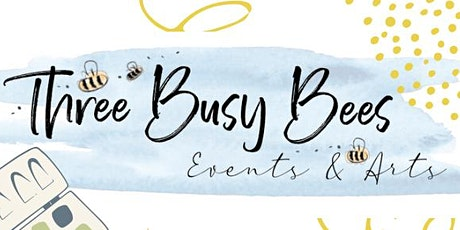 One day Workshop Kids 6-11 Art Class - Three Busy Bees tickets