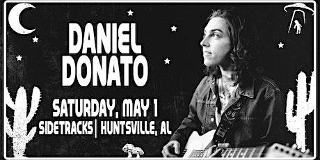 Daniel Donato at Sidetracks Music Hall tickets