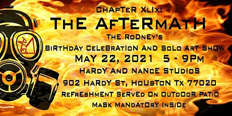 Chapter XLIX: The Aftermath tickets