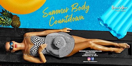 Summer Body Countdown! tickets
