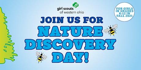 Nature Discovery Day  Washington Park tickets