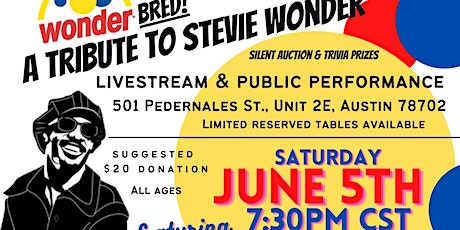 Music Moves Mountains Foundation Benefit Concert: Tribute to Stevie Wonder tickets