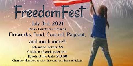 FreedomFest tickets