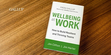 Called to Coach – Wellbeing at Work with Guest Jim Harter tickets