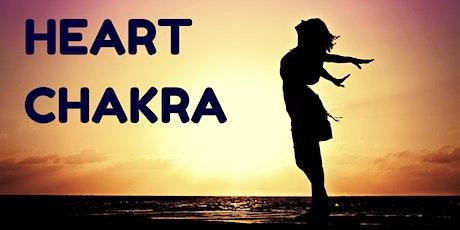 Open Your Heart Chakra & Healing Meditation tickets
