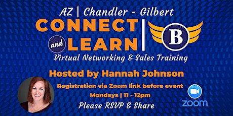 AZ | Chandler - Gilbert Networking & Sales Training tickets