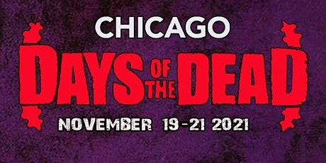 Days Of The Dead Fall Chicago 2021 - Vendor Registration tickets