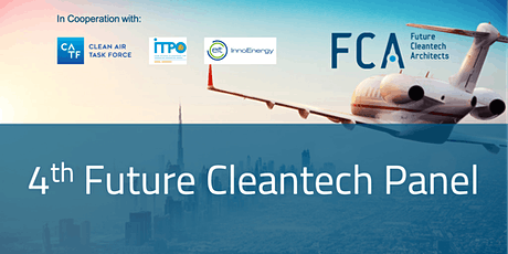 4th Future Cleantech Panel tickets