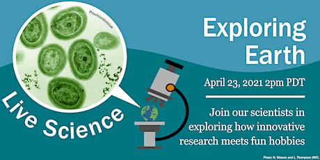 Berkeley Lab Live Science - Exploring Earth tickets
