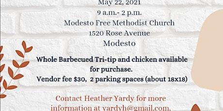 Spring Vendor Faire & BBQ tickets