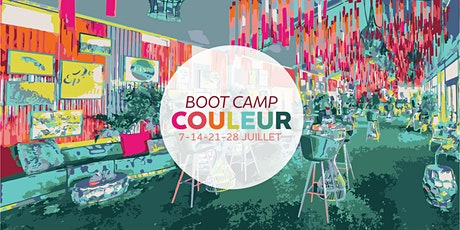 BOOT CAMP COULEUR / Séance d'information tickets