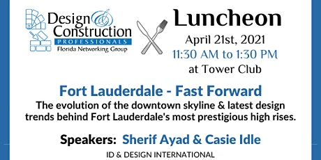FORT LAUDERDALE - FAST FORWARD FLDCP LUNCHEON tickets
