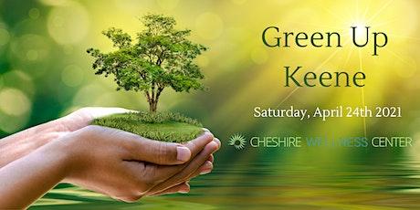 Green Up Keene tickets