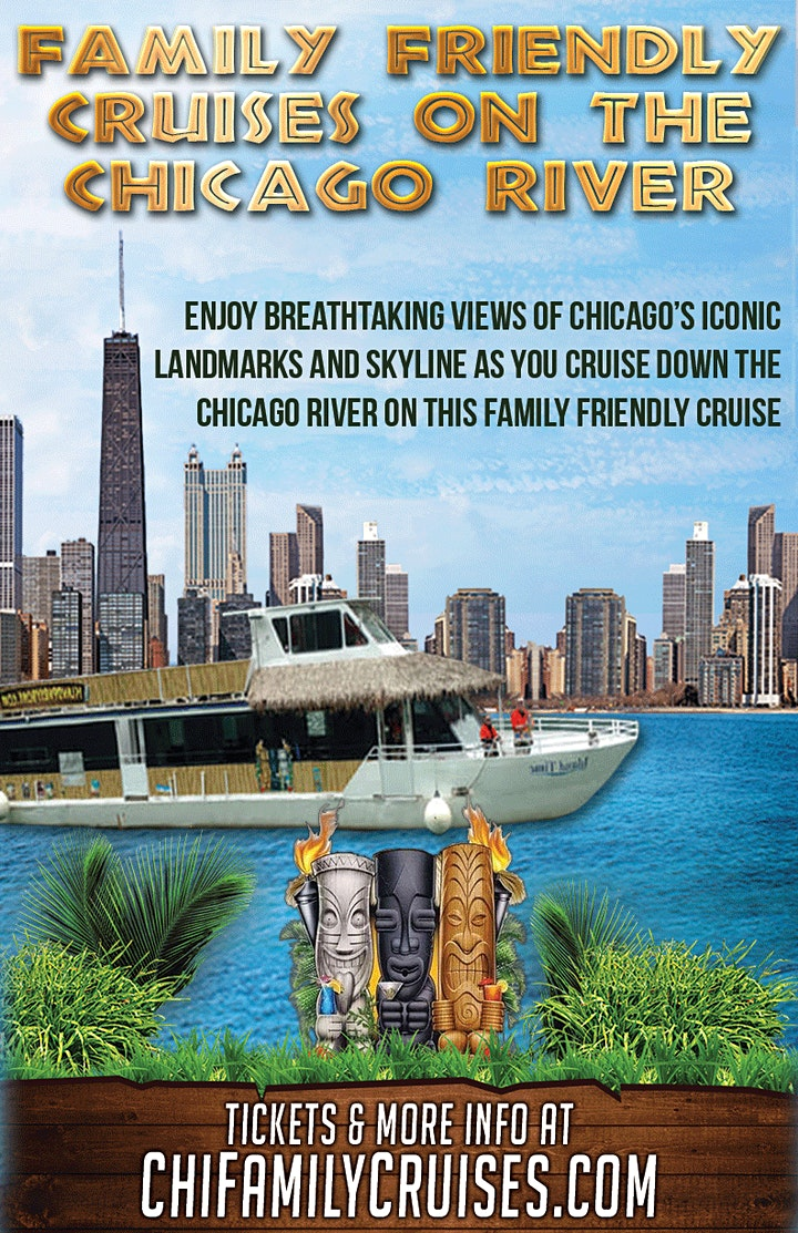 Family Friendly Cruises on the Chicago River image