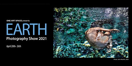 Earth: Photography Show 2021- Artist Talk tickets