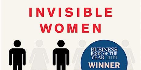 STEM Book Club - Invisible Women: Exposing Data Bias...  by C. Criado-Pérez tickets