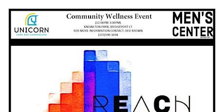 Reach 1 Teach 1` Community Wellness Tour tickets