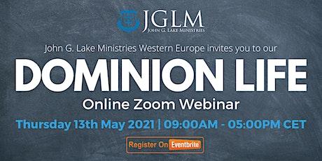 JGLM Dominion Life Webinar tickets