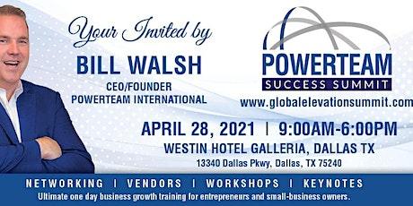 Powerteam  Success Summit Dallas tickets