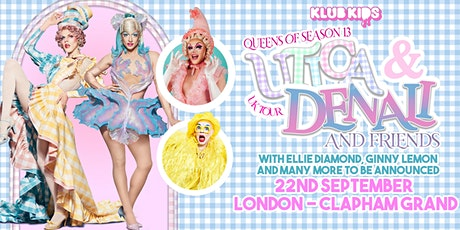 Klub Kids London presents UTICA, DENALI & Friends  - Ages 14+ tickets